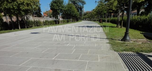Pavimenti per esterni per aree residenziali per aree for Soluzioni per esterni