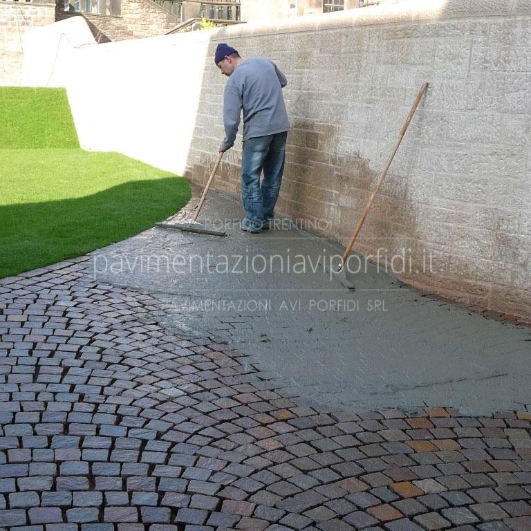 Boiacca di cemento