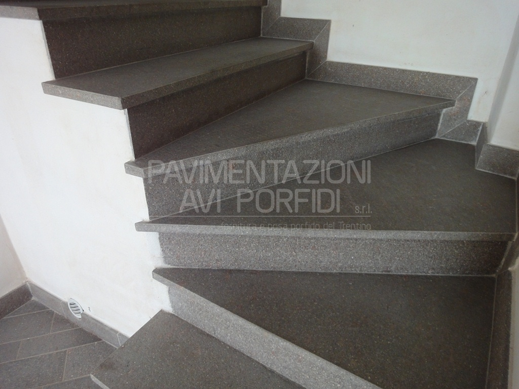 Piastrelle per scale u idee immagine mobili